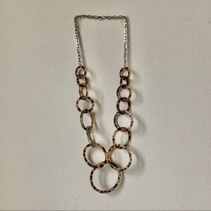 EUC Links Necklace